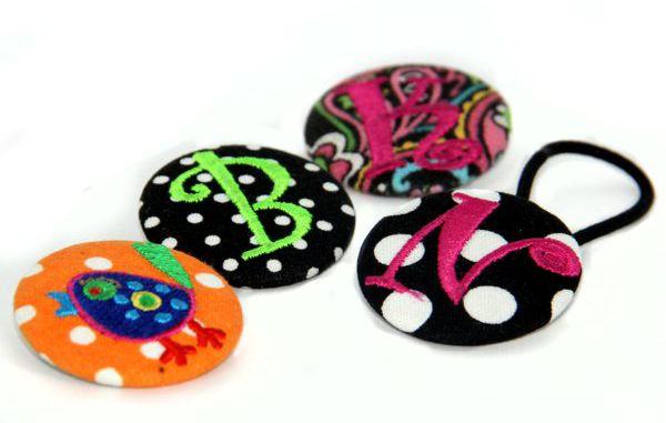 Tecre Fabric Button Making Supplies - Button Maker