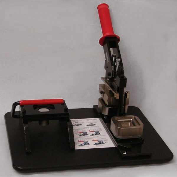 "Model MTD 1515, 1-1/2"" Square Mounted Manual System"