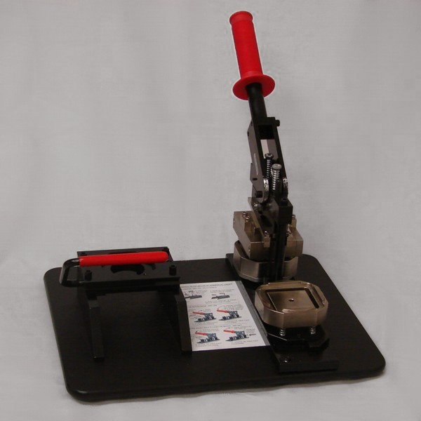 "Model MTD 2020, 2"" Square Mounted Manual System"
