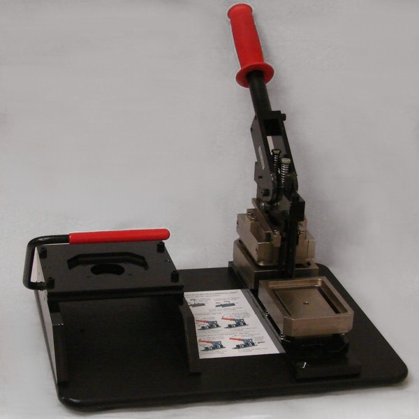 "Model MTD 2030, 2"" x 3"" Rectangle Mounted Manual System"