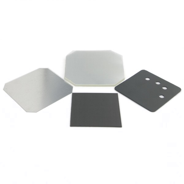 "2-1/2"" Square Magnet Button Complete Set"