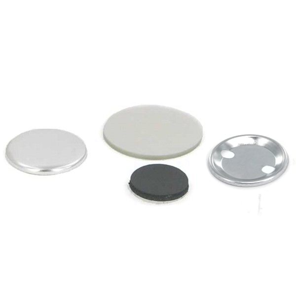 "1-1/2"" Round Magnet Button Complete Set"