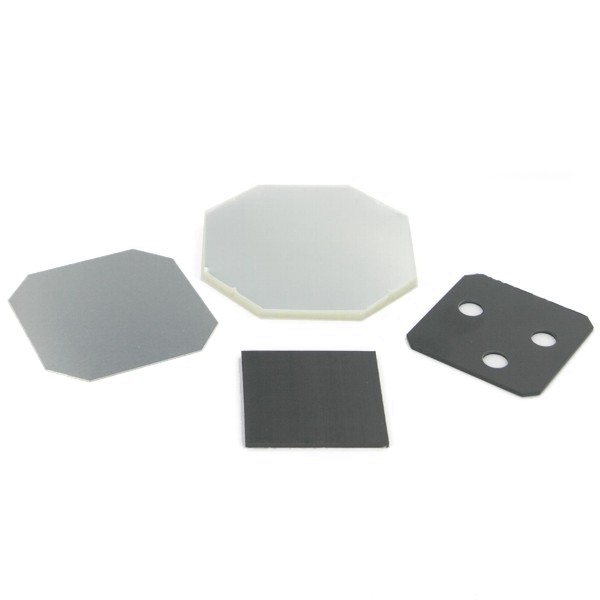 "1-1/2"" Square Magnet Button Complete Set"