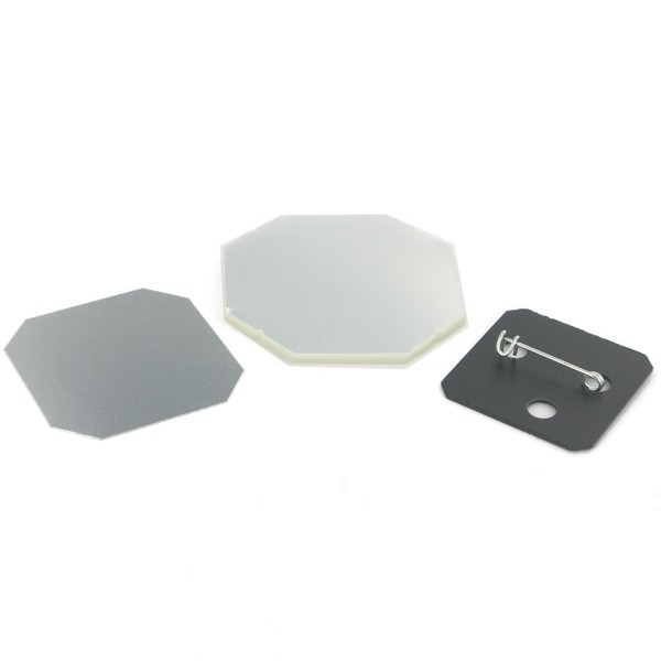 "1-1/2"" Square Button Complete Set"