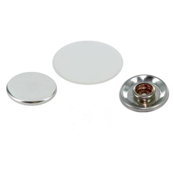 "1-1/4"" Round ChattySnaps® Button Complete Set"