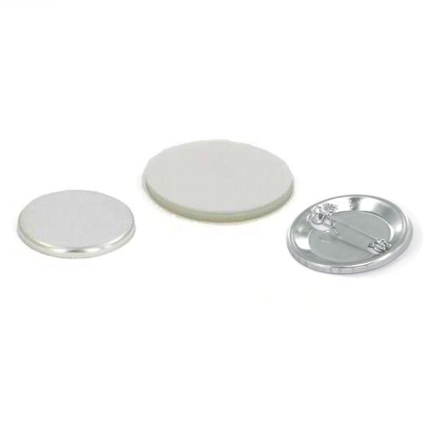 "1-1/4"" Round Button Complete Set"
