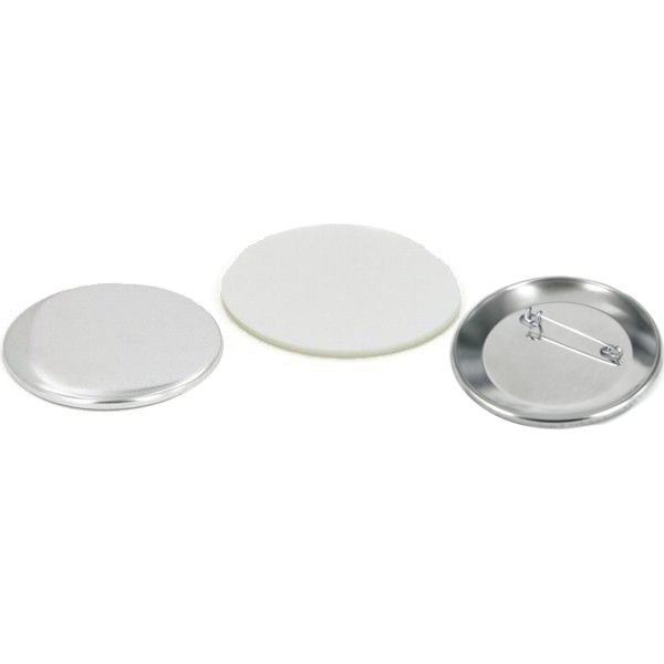 "2-1/2"" Round Button Complete Set"