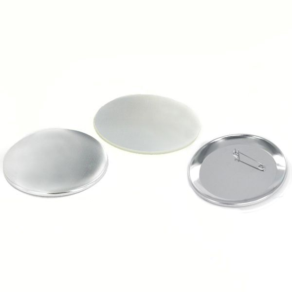 "3-1/2"" Round Button Complete Set"