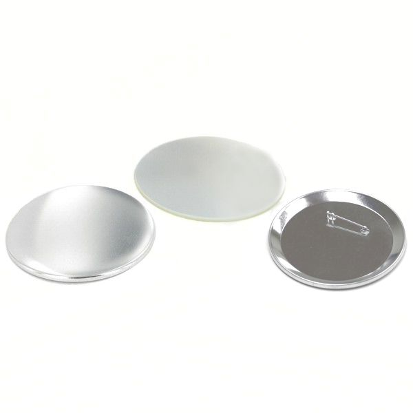 "4"" Round Button Complete Set"